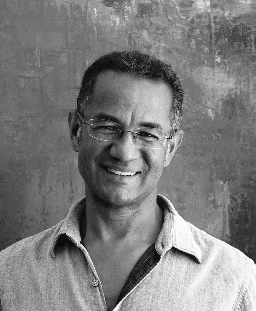 Portrait Olivier Abossolo